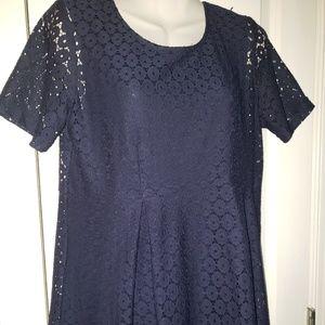 Blair Eyelet Lace Dress